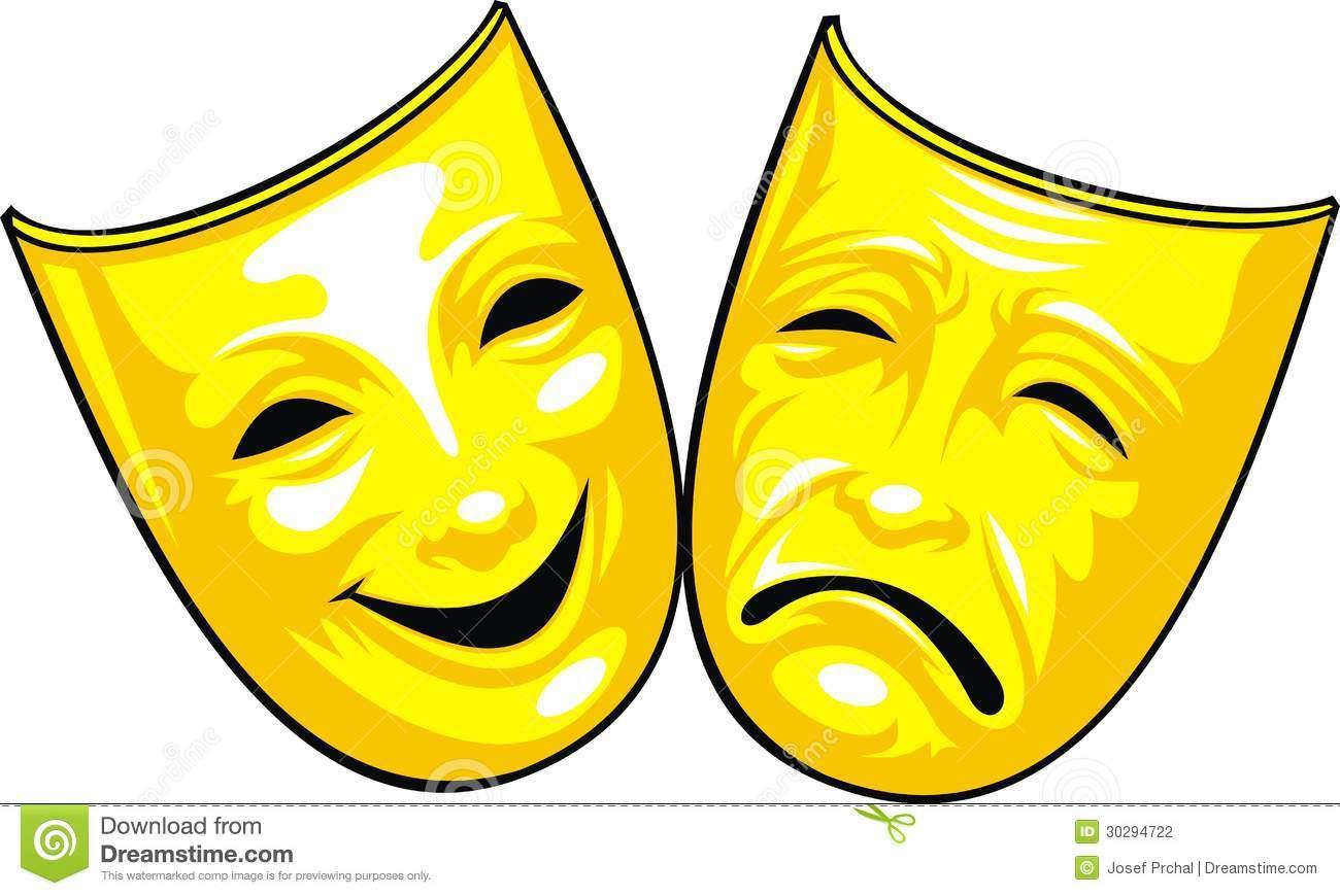 1300x870 Clip Art Theatre Mask Clip Art