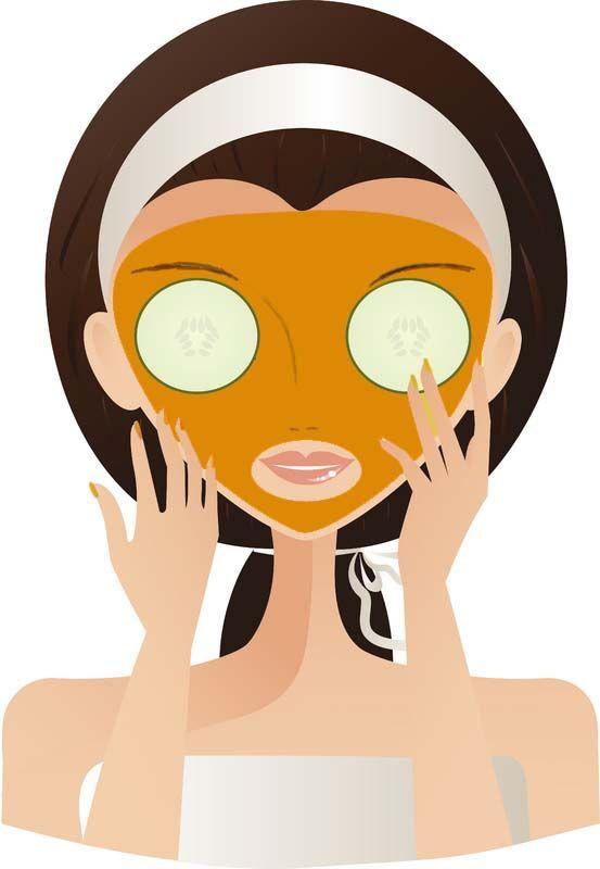 553x800 How To Make Your Own Oatmeal Facial Scrub Facial Masks, Facial