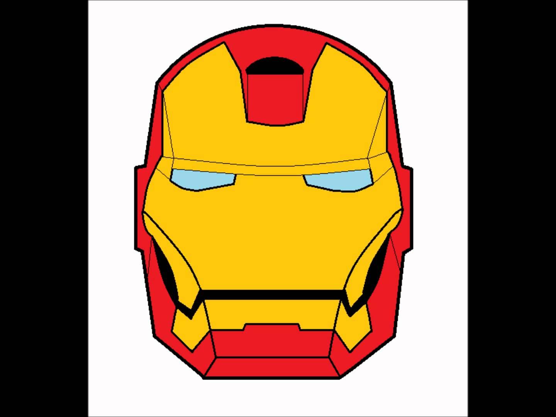 1440x1080 Iron Mask Clipart