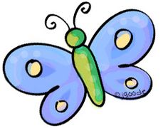 236x180 Butterfly Easy Face Painting Butterfly, Clip Art