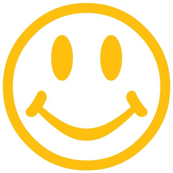 600x600 Smiley Face Happy Face Clip Art Smiley Clipart Image 5