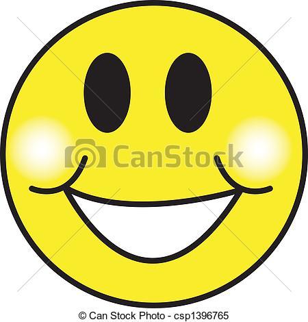 450x470 Smiley Happy Face Clip Art. Smiley Or Happy Face Clip Art