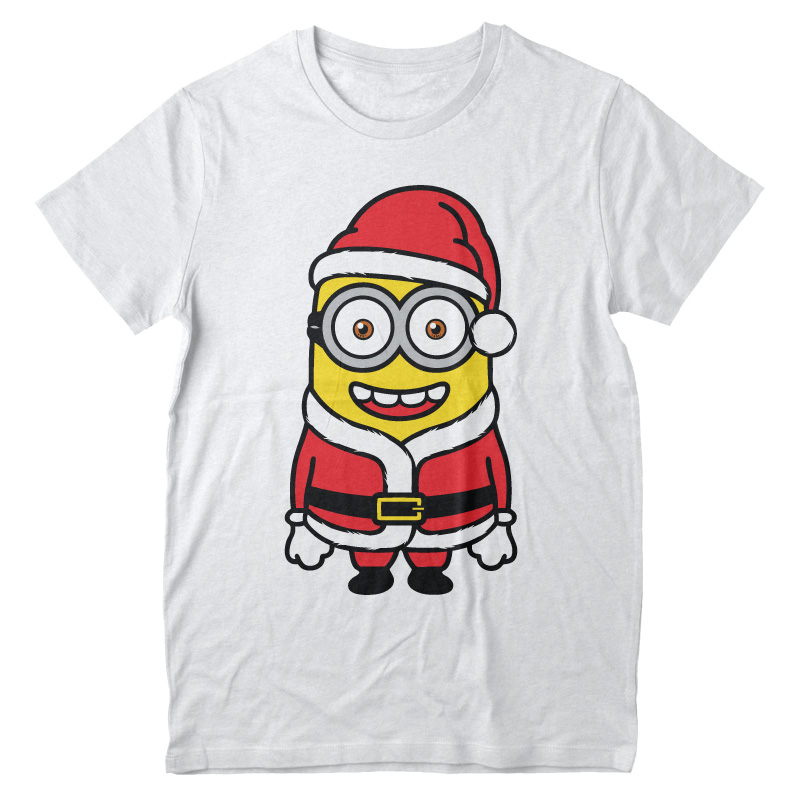 800x800 T Shirt Santa Minions Shirt Clip Art Tshirt Factory