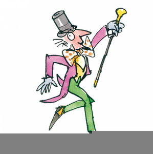 299x300 Willy Wonka And The Chocolate Factory Clipart Free Images