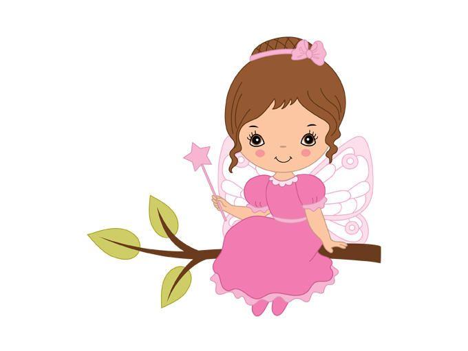680x511 Fairy Clipart
