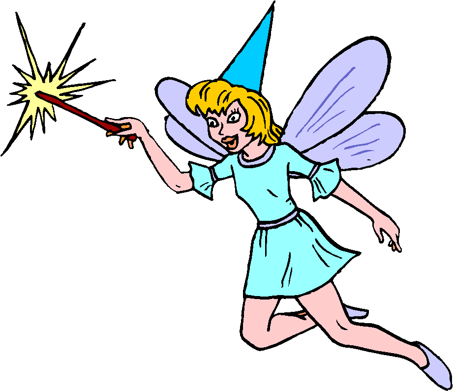 921x795 Fairy Clip Art