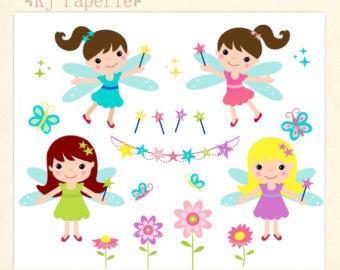 340x270 Fairy Clipart Cute