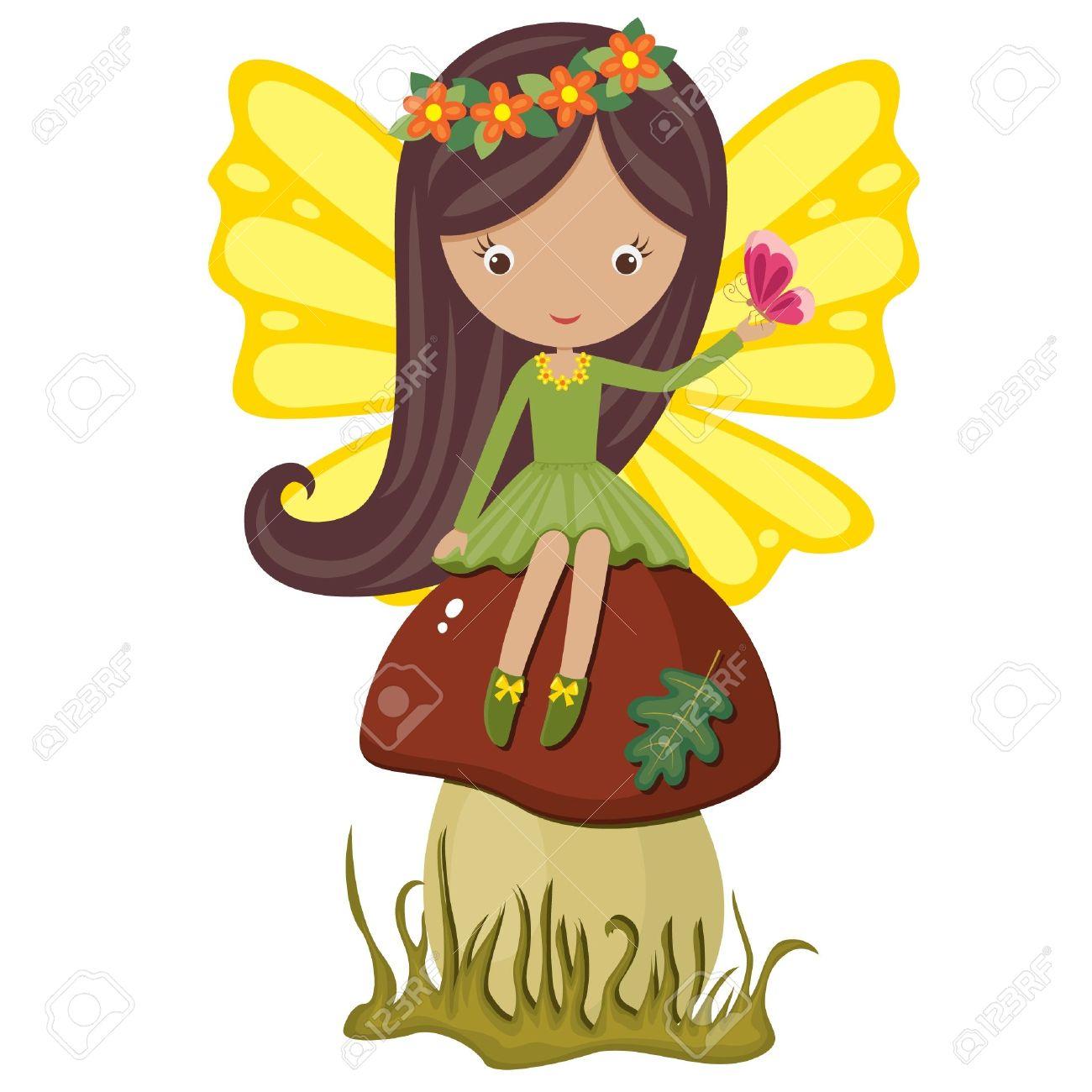 1300x1300 Cute Fairy Clipart Cute Fairy Clip Art Cartoon Fairies Clipart
