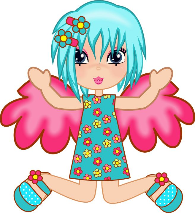 657x720 98 Best Fairies Images On Gnomes, Clip Art And Faeries