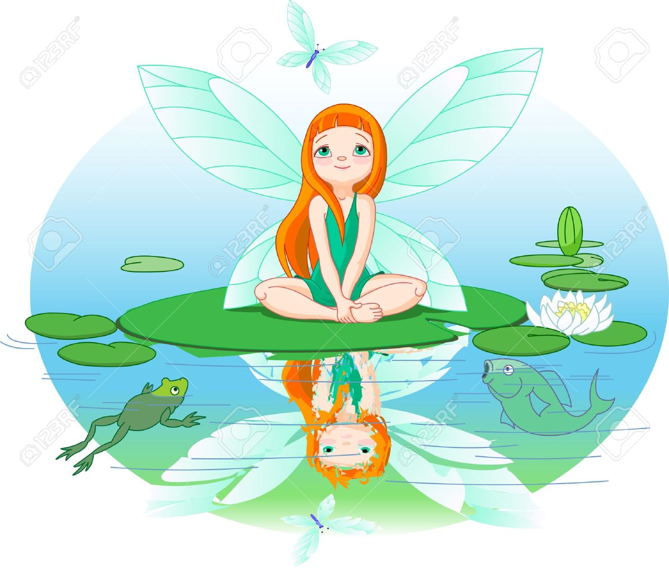 1300x1103 Butterfly Clipart Water