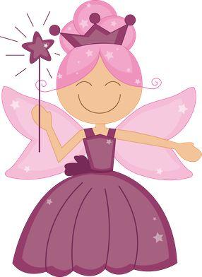 Fairy Princess Clipart