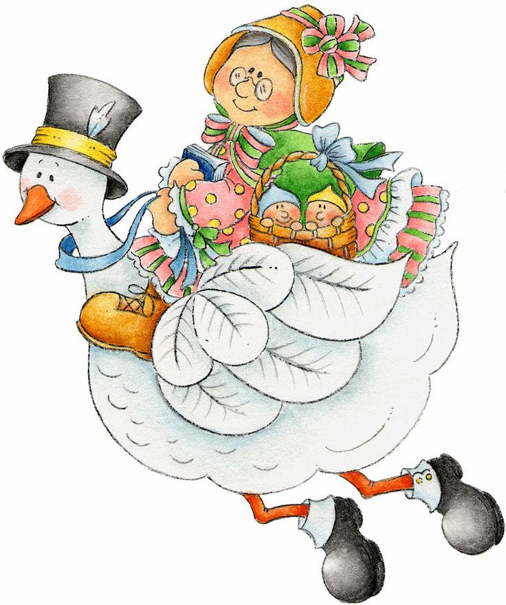 736x880 Mother Goose Nursery Rhyme Clipart Amp Mother Goose Nursery Rhyme