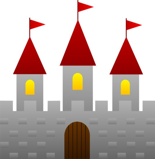 Fairy Tale Castle Clipart