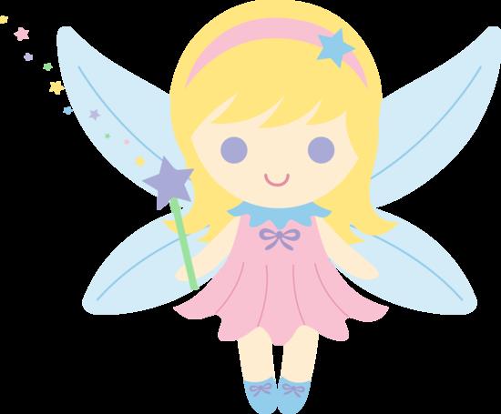 550x455 Clipart Fairy Free
