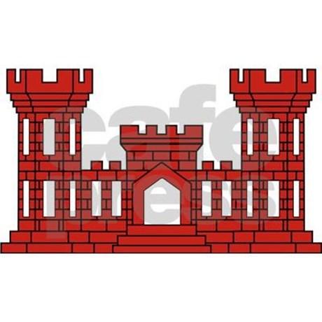 460x460 Engineer castle clipart