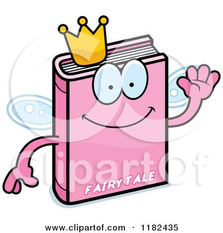 450x470 Fairy Tale Book Clipart