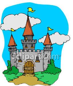 255x300 Fairytale Castle