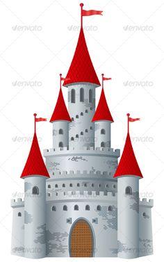 236x377 Pink Castle Png Clipart Image Clip Art (Fairytale)
