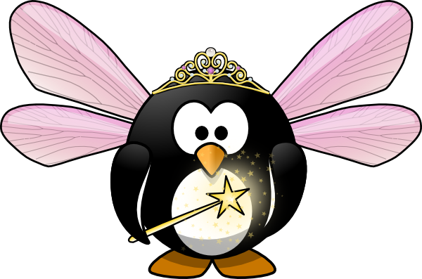 600x397 Fairy Penguin Clip Art
