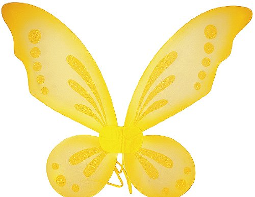 500x386 Yellow Fairy Pixie Wings Toys Amp Games
