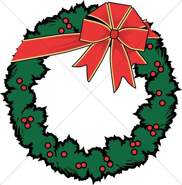 600x612 Fresh Hair Bow Clip Art Traditional Christmas Decoration Clipart