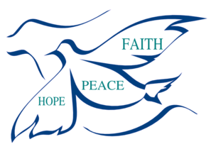297x210 Peace, Faith And Hope Clip Art