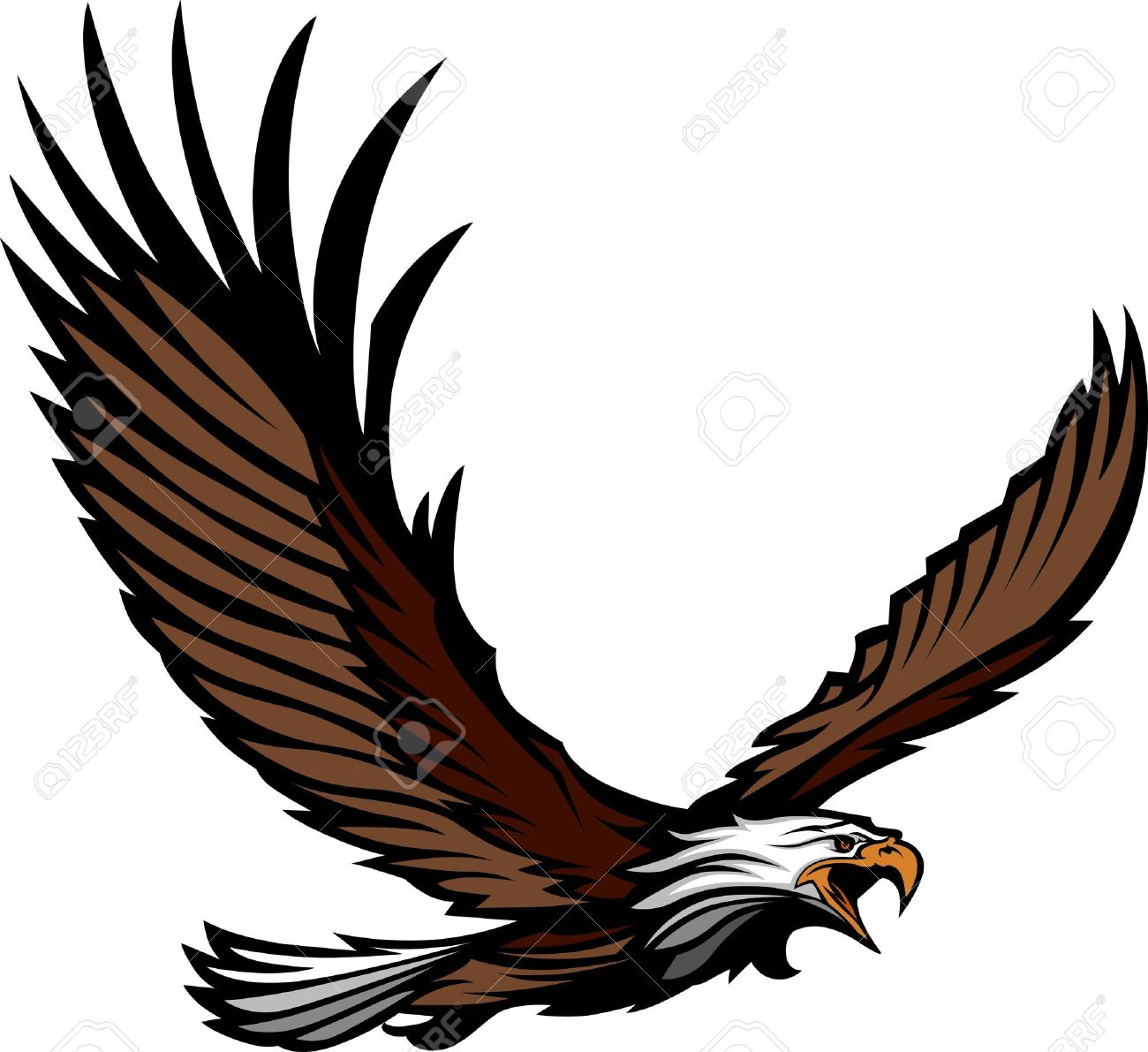 1300x1191 Falcon Wings Clip Art