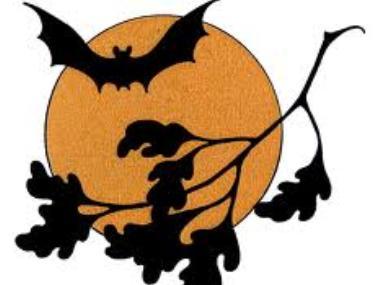 385x285 Fall Halloween Clipart