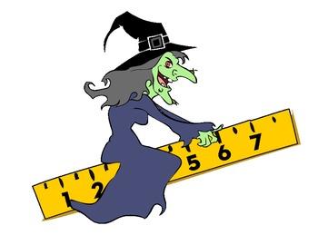 350x270 Free Teacher Halloween Clipart