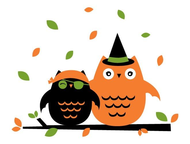 660x500 Halloween Owl Clip Art Clipart Collection