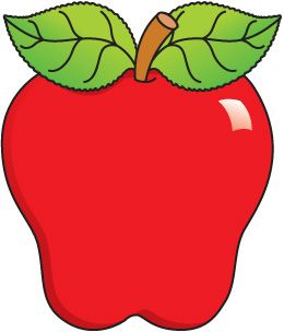 Fall Apple Clipart