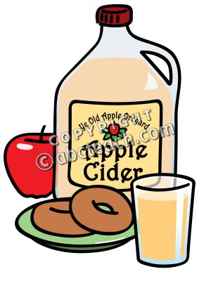 300x400 Fall Apple Cider Clipart