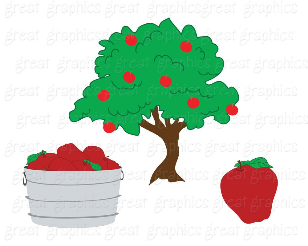 1000x800 Farm Clipart Fall Festival Apple Digital Farm Clip Art Red Tractor