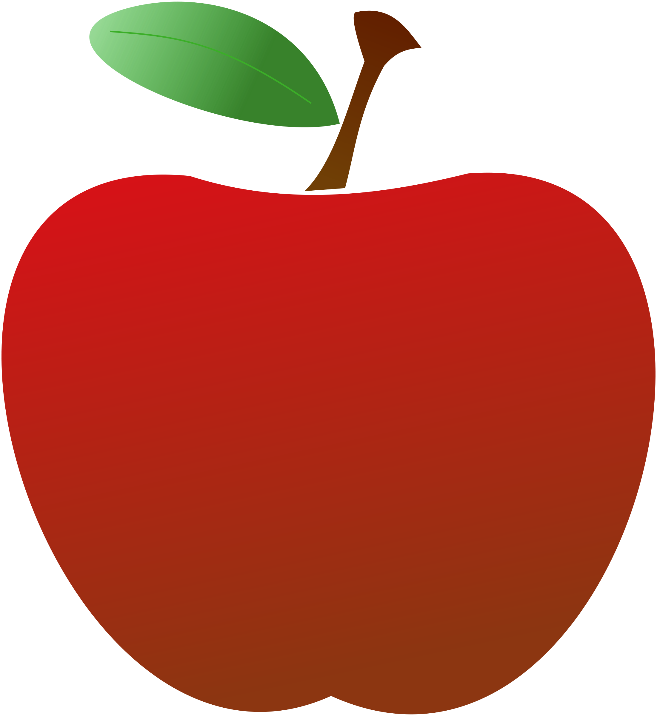 2201x2400 Teacher Apple Clipart Clipart Panda