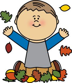 236x270 Autumn Fall Girl Raking Leaves Clip Art Clip Art