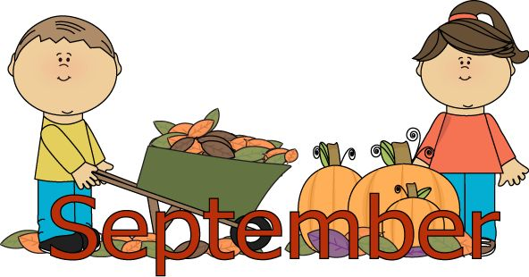 592x310 59 Best Clip Art Months Images On Calendar, Seasons