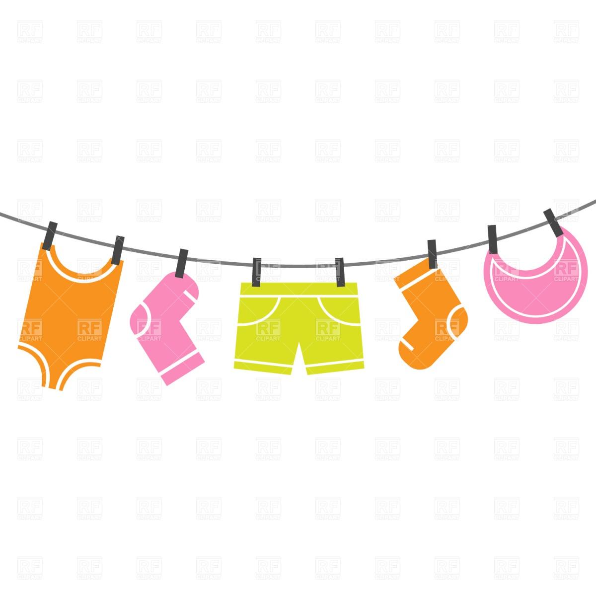 1200x1200 Clip Art Baby Clothes Clip Art