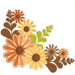 300x300 Best Of Fall Flowers Clip Art 2018