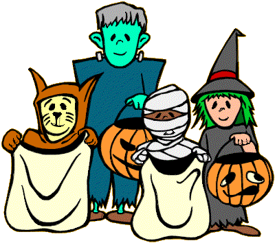 400x354 Trick Or Treat Clip Art 50 Off Halloween Clipart Trick Or Treat