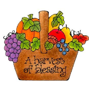 350x350 Harvest Blessings Autumn Clip Art And Images