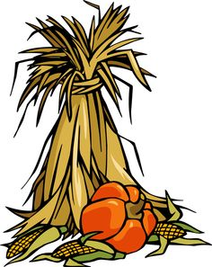 Fall Pumpkin Clipart