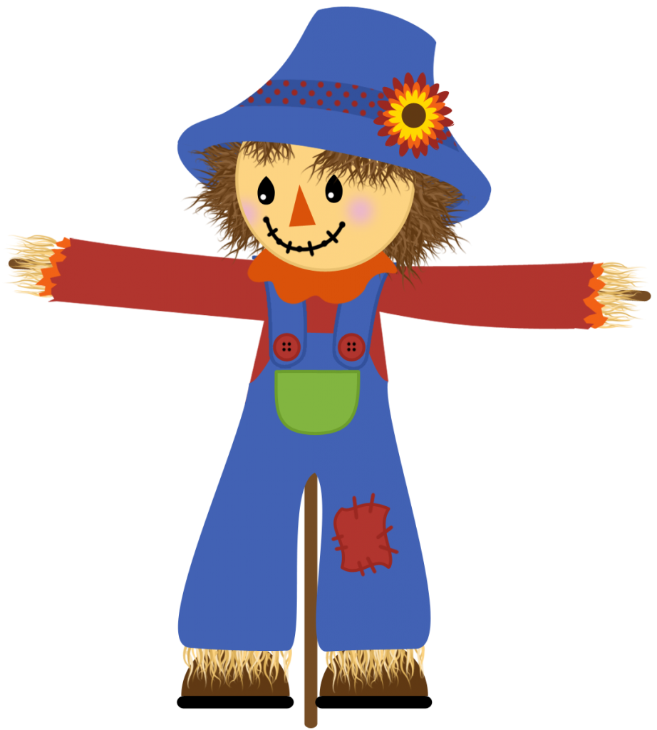 922x1024 Fall Clip Art On Clip Art Scarecrows And Halloween