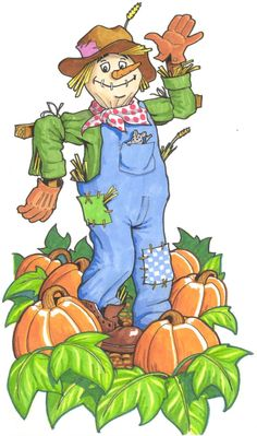 236x399 Scarecrow Autumn Clip Art And Images On Clip Art Digi Stamps 2