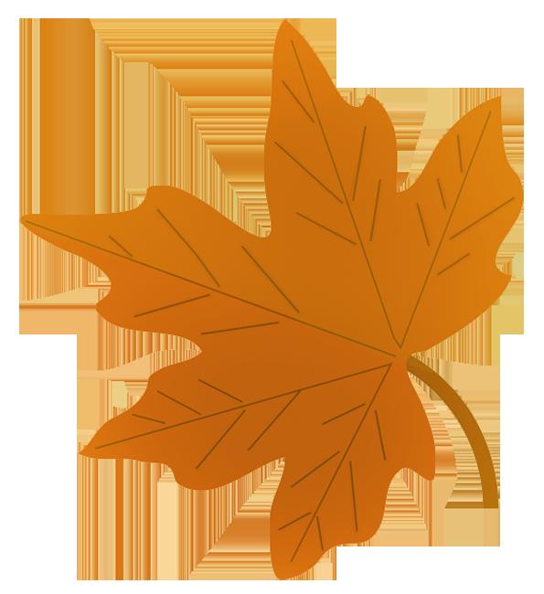 595x650 Fall Leaves Clip Art
