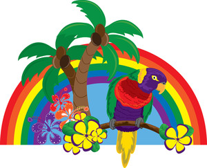 300x243 Free Tropical Clipart Image 0515 1102 0914 3316