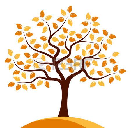 450x440 Top 100 Autumn Tree Clip Art