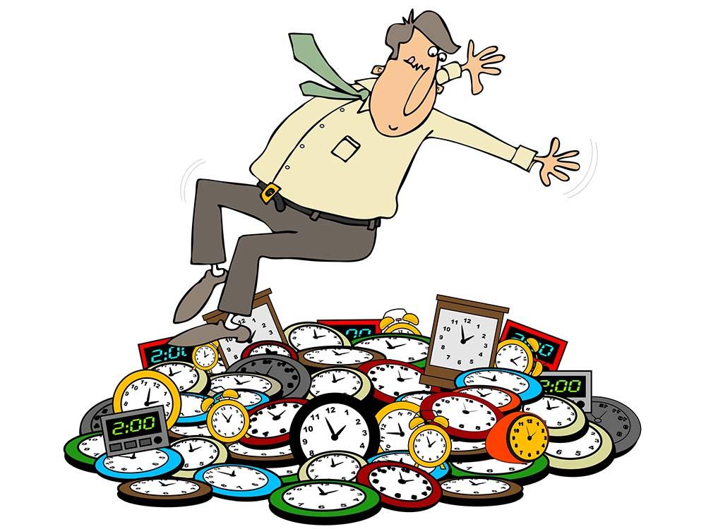 1000x750 Turn Back The Clocks Sunday As Daylight Savings Time Ends