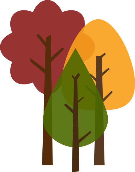 468x595 Fall Tree Clipart Trees Clip Art