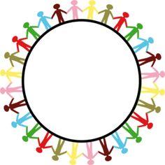 236x236 Family Circle Clip Art