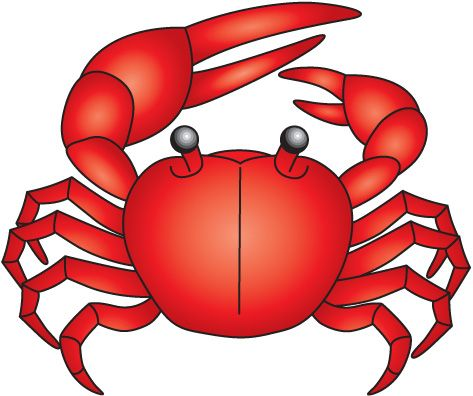 473x396 Family And Friends Crab Fest Clipart Panda